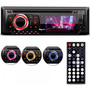 Dvd Player Automotivo Quatro Rodas 3 Pol Bluetooth Usb Mp3