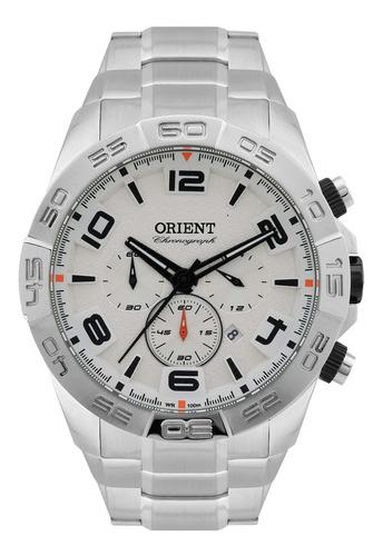 Relógio Orient Mbssc122 S2sx Masculino Sport - Refinado Original