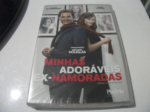 Dvd- Minhas Adoráveis Ex-namoradas- Michael Douglas- Lacrado Original