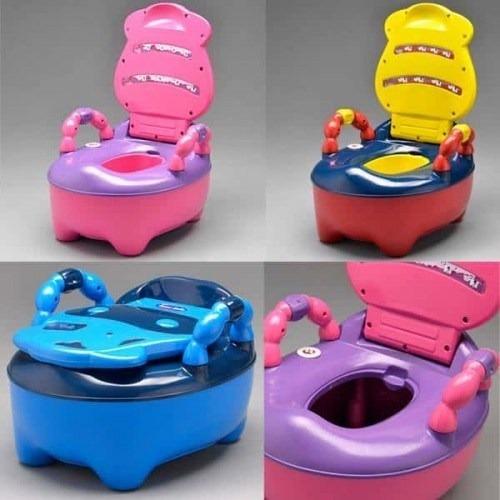 Troninho Musical Fazenda - Prime Baby Colorido,azul E Rosa