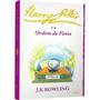 Livro Edição Especial Harry Potter E A Ordem Da Fênix