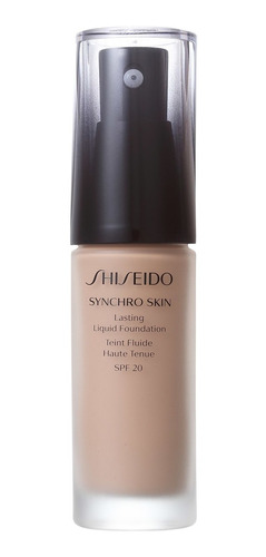 Base Synchro Skin Lasting Liquid Foundation Rose 3 Original