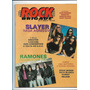 Rock Brigade 70 Revista Slayer Com Pôster Maio 1992