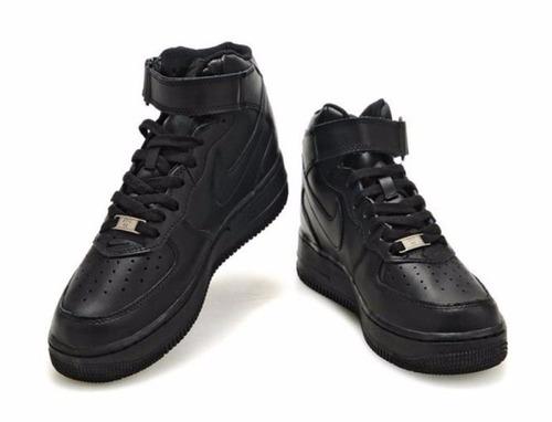 70a87464c096af ... comprar Tênis Nike Air Force Cano Alto Botinha Feminino Masculino ...
