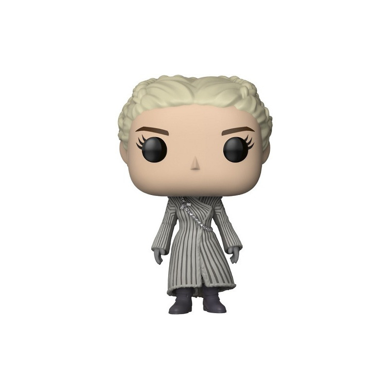 Daenerys Targaryen White Coat Pop Funko #59 - Game of Thrones