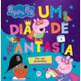Livro Pop Up Peppa Pig Um Dia De Fantasia