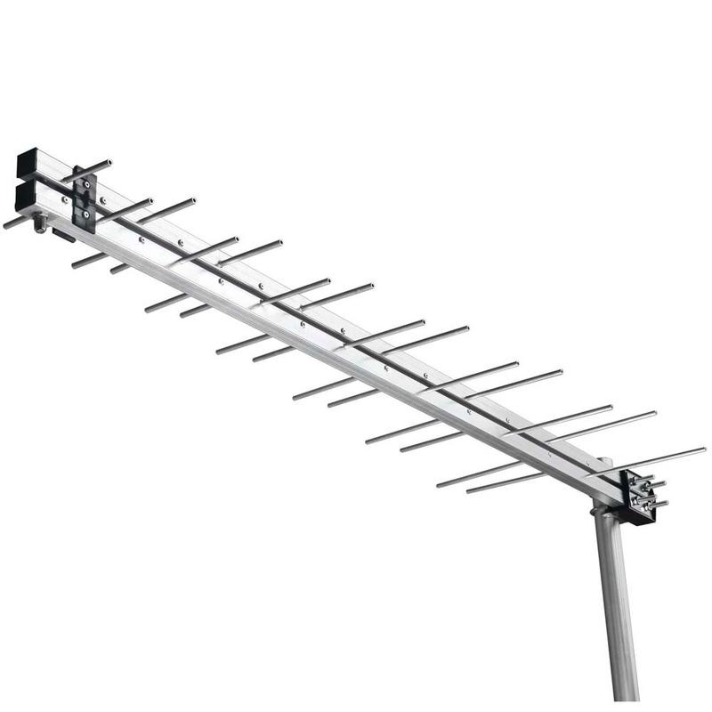 Antena Log Externa HDTV Aquário