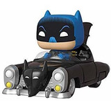 Funko Pop Rides The Batmobile #277 Batmóvel 1950 80th Anniversary - DC - Heroes