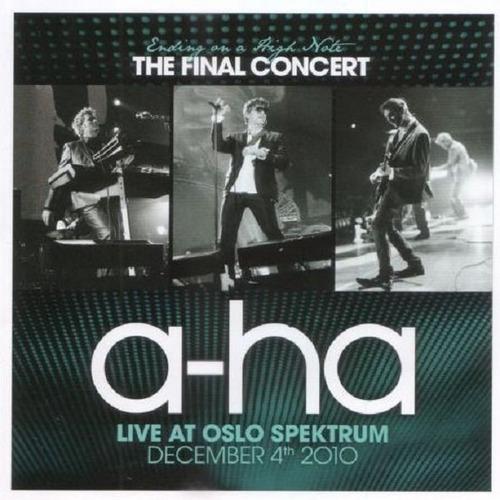 Cd A-ha ¿ Ending On A High Note - The Final Concert (live Original