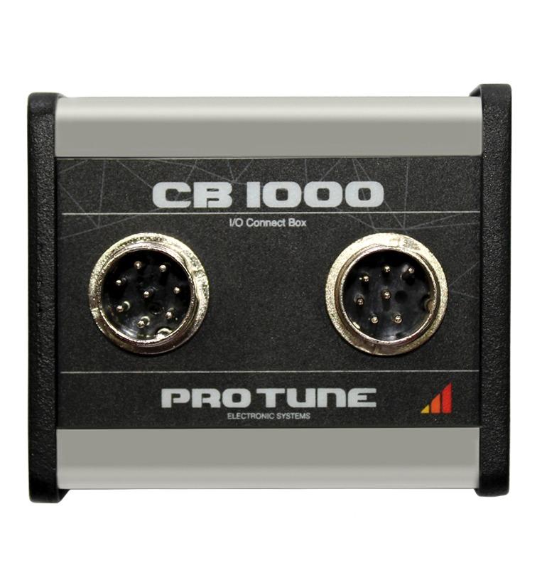 Connect Box CB1000 + Pré chicote