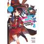 Light Novel Konosuba Gods Blessing Vol.2