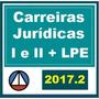 Carreira Jurídica 2017 Completo