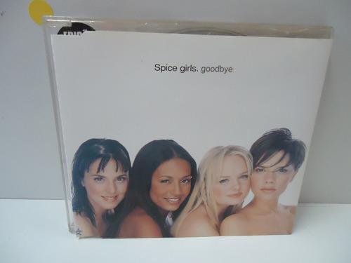Cd Spice Girls - Goodbye - By Trekus Vintage Original