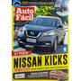 Revista Auto Fácil Nº 50 Jul/16 Nissan Kicks Vw Golf (a) E02
