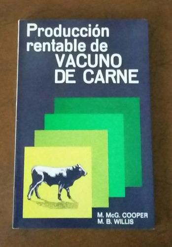 Produccion Rentable De Vacuno De Carne - Cooper Original