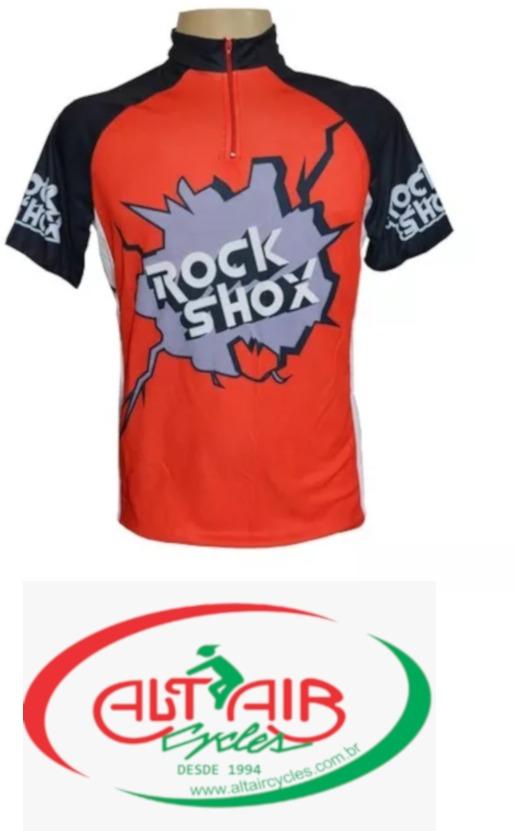 CAMISETA CICLISMO ROCK SHOX
