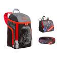 Kit Mochila Star Wars Darth Vader Costas G 17z Luzes Sestini em Belo Horizonte