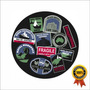 Capa Estepe Ecosport Crossfox Spin Aircross Mala De Viagem