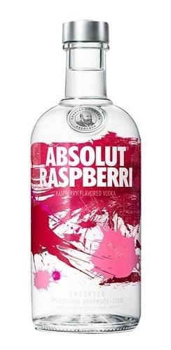 Vodka Absolut Raspberry  1l Original