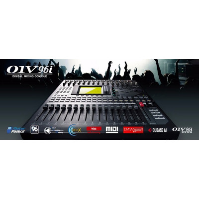 Yamaha 01v96i Mixer Digital Toda Linha Yamaha R 10