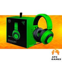 Fone Headset Razer Kraken Pro V2 - Verde