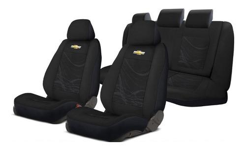 Capas Bancos Automotivos Carro Em Tecido  Grosso Para Todos Os Modelos Gm Corsa Agile Ônix Celta Prisma Astra Original