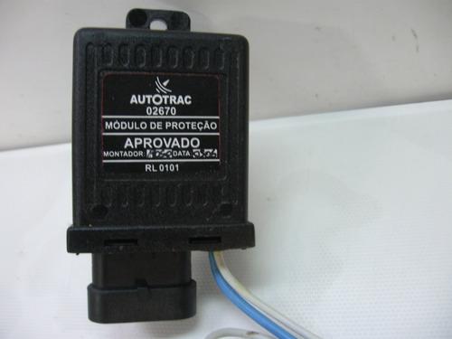 Módulo De Proteção 02670 Rl 0101 Rastreador Autotrac Obc4 Original