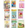 Coleção Livros Infantis Kit C/ 80 Livros brinde frete Grátis