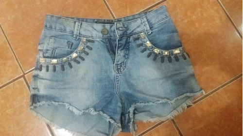 Short Jeans N° 38