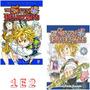 The Seven Deadly Sins 1 E 2! Jbc! Lacrado! Nanatsu No Taizai