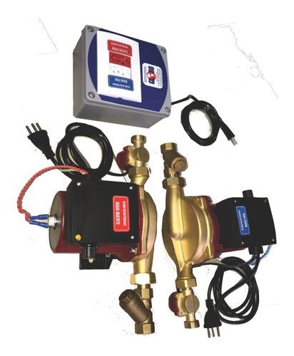 Pressurizador Duplo Agua Quente Fria 20mca Lorenzetti Pl20 Original