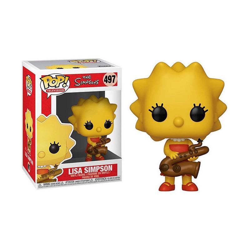 Lisa Simpson Pop Funko #497 - Simpsons - Television