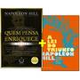 Kit 2 Livros Quem Pensa Enriquece Legado A Lei Do Triunfo
