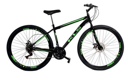 Bicicleta Kls Aro 29 Freio A Disco Original