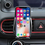 Carregador Celular Wireless Sem Fio Motorizado iPhone Xr