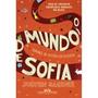 Livro O Mundo De Sofia Jostein Gaarder Cia Das Letras