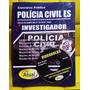 Apostila Polícia Civil Es Investigador 2019
