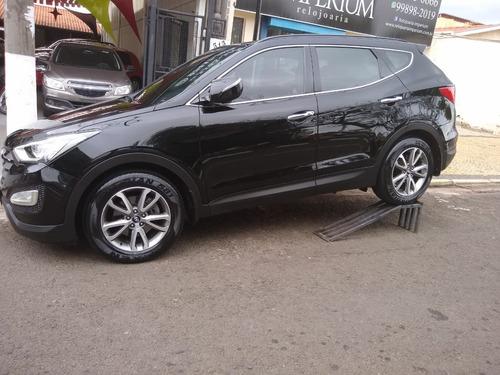 Hyundai Santa Fe Gls N.série 4wd At 3.3 V6 (7lug) 2014