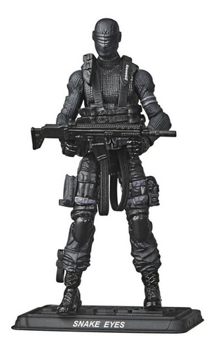 Snake Eyes Retro Figures - G.i. Joe - Hasbro Original