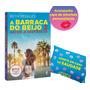 Livro A Barraca Do Beijo 2 Série Netflix Capa De Almofada