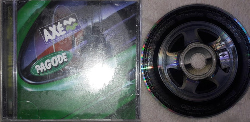 Cd  Axé Pagode  Esso Ultron Music Collection Original