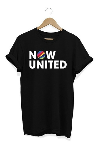 Camisa Feminina Baby Look Now United Original