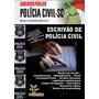 Apostila Concurso Escrivão De Polícia Civil Sc 2017 cortesia