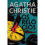 Livro: Os Relógios Agatha Christie Editora Globo Clássico