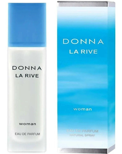 La Rive Donna Edp 90ml - Perfume Feminino Original