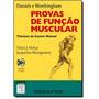 Provas De Função Muscular Técnicas De Exame Manual