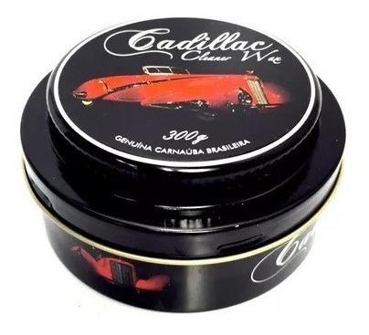 Cera Limpadora Cadillac Cleaner Wax - 300 Gramas Original