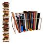 Organizador De Livros Revisteiro Prateleira Estante 32, 5cm