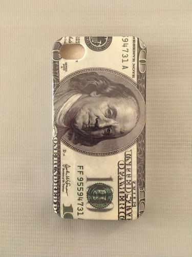 Capa Case iPhone 4 / 4 S Modelo Dollar Original