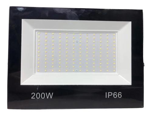 Refletor Holofote Led Smd 200w Prova D'água Bivolt Oferta Original